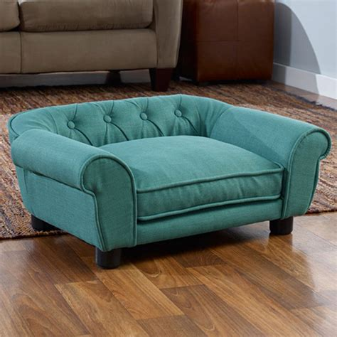 turquoise dog bed teal sydney tufted pet bed everything turquoise