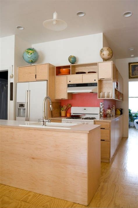 plywood kitchen cabinet 79 best images about kerf plywood kitchens on pinterest