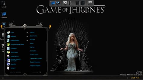 theme windows 10 game of thrones game of thrones skinpack for win7 8 8 1 windows news and