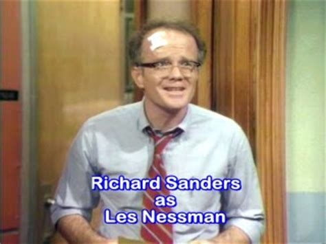 Les Nessman Office by Episode 90 Horsetrack Hooligans