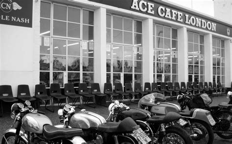 Ace Cafe ace cafe rocketgarage cafe racer magazine