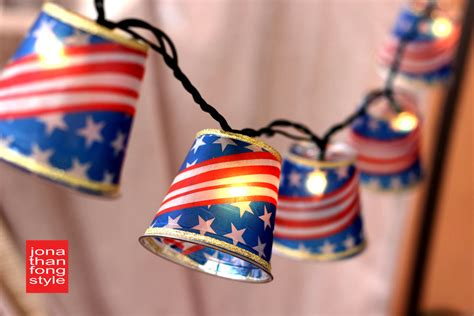 stars stripes string light covers jonathan fong style