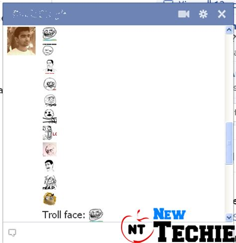 Facebook Chat Meme Faces - how to make rage faces on facebook chat new techie