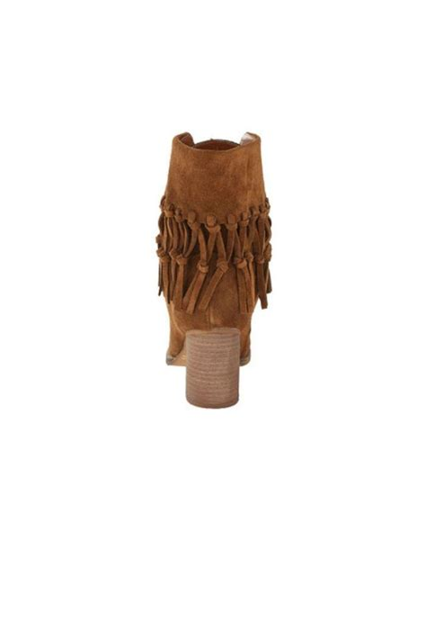 sbicca fringe boots sbicca wagon fringe boot from kansas by anima