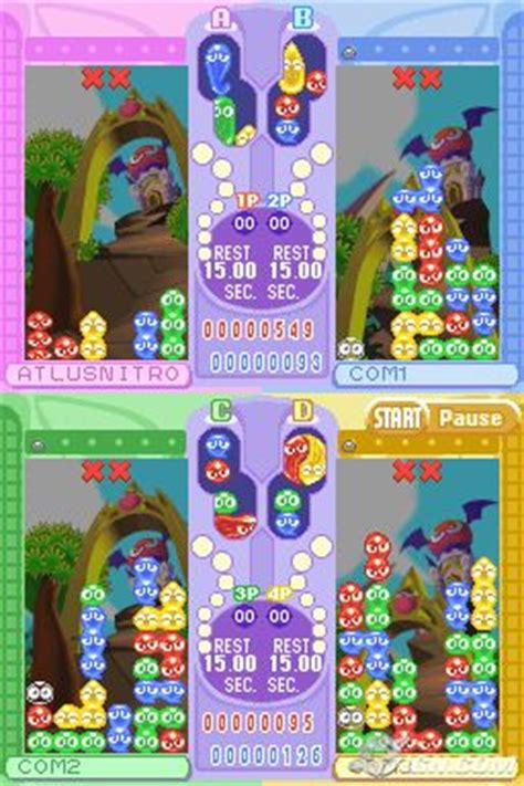 puyo puyo fever touch apk your 2 upcoming ds dvd talk forum