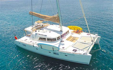catamaran for sale mauritius white house crewed catamaran charter caribbean