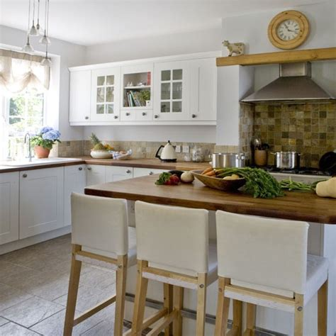 rustic country kitchen diner kitchen diners kitchen ideas image housetohome co uk