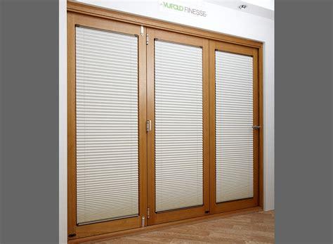 M S Blinds finesse oak 2 4m approx 8t bifold door blinds 187 vufold