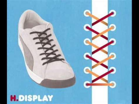 cool ways to lace basketball shoes und wie schn 252 rt ihr eure schuhe 15 m 246 glichkeiten die