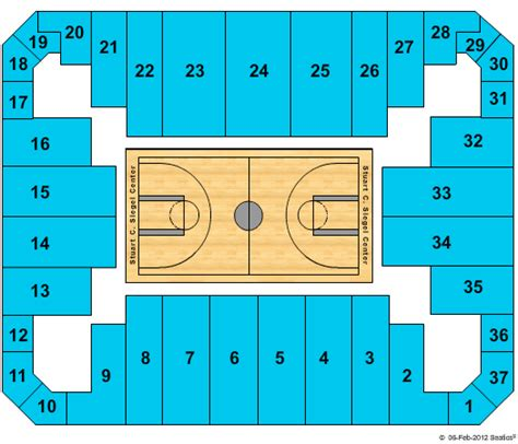 siegel center seating chart virginia commonwealth rams tickets college basketball