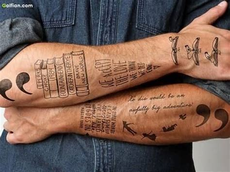 tattoo quotes for lower arm 60 amazing forearm tattoo designs coolest lower arm