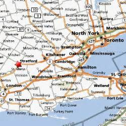 stratford ontario canada map backpackers hostels canada canada s best youth hostels