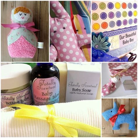 Baby Handmade Gifts - unique handmade baby gifts