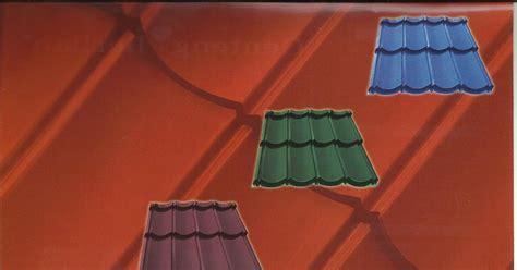 Multiroof Lapis Pasir genteng metal multi roof surya roof genteng gajah