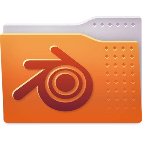 Blender Icon places folder blender icon fs ubuntu iconset franksouza183