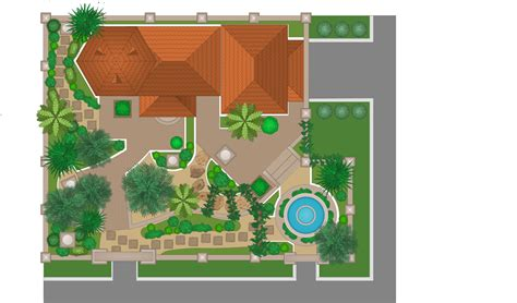 home design landscaping software exles landscape garden solution conceptdraw com