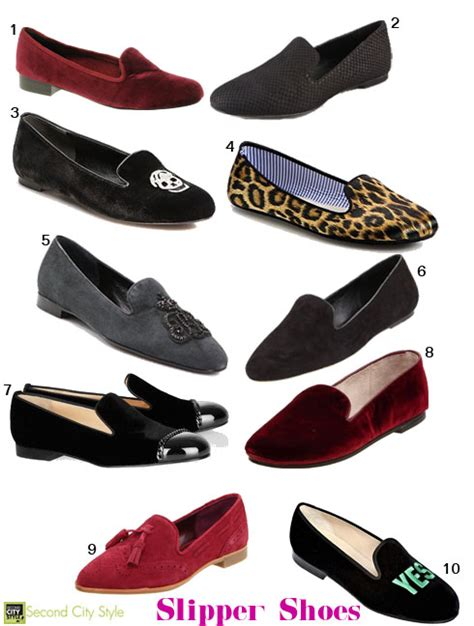 Shoes Shoes I Covet Second City Style Fashion trending slipper shoes second city stylesecond city