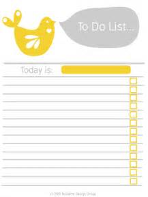 A To Do List Template Mckell S Closet To Do List