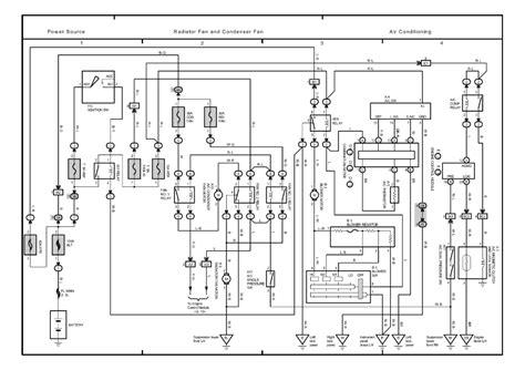 1990 toyota wiring harness diagram wiring diagram manual