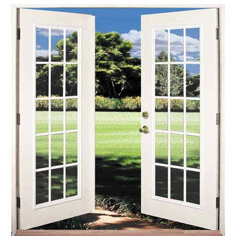 screens for french doors that swing out shop reliabilt 174 6 reliabilt french patio door wind code