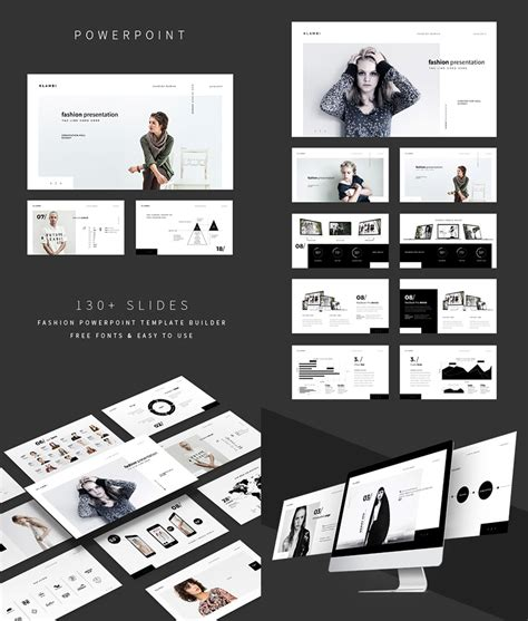 25 Awesome Powerpoint Templates With Cool Ppt Designs Fashion Slides Template