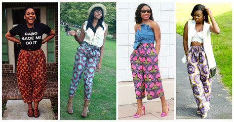 ankara designs for women trouser and jacket styles different ankara trousers to spice your wardrobe