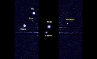 Pluto S Moons New Names » Ideas Home Design