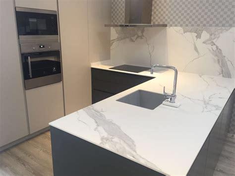 encimera para cocina blanca cocinas blancas y grises en tendencia 191 quieres saber por