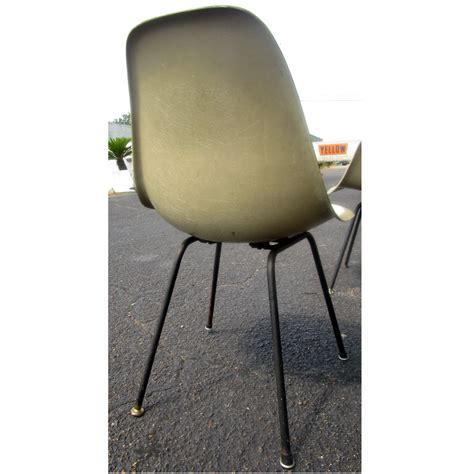 Herman Chairs For Sale by Vintage Mid Century Modern Fiberglass Shell Chair Eames For Herman Sale Ebay