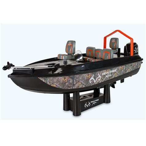 rc boat fishing boat remote control fish catching boat the green head