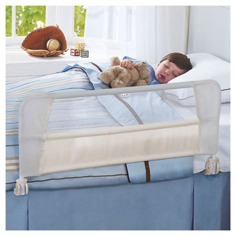 safety bed rails for bed munchkin safety toddler bed rail target
