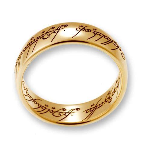 herr der ringe trauringe herr der ringe hobbit by schumann design der eine
