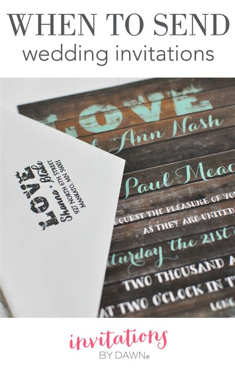 when to send wedding invitations invitations by - When To Send Wedding Invites