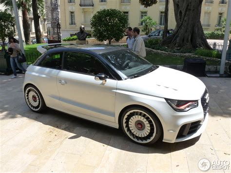 Audi A1 Club Sport by Audi A1 Clubsport Quattro Concept 25 May 2012 Autogespot