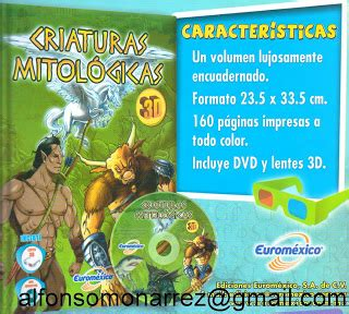 mitologicas i lo libros criaturas mitologicas