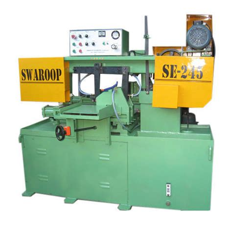 Swing Type Fully Automatic Band Saw Machine At Rs 340000