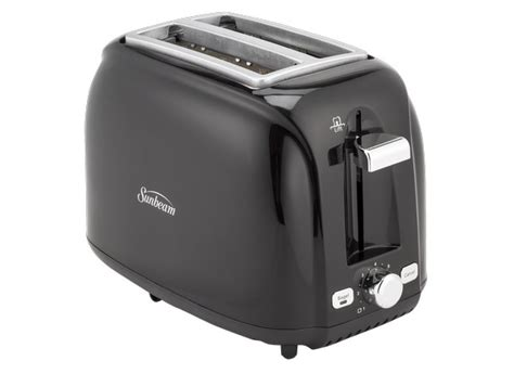 Toaster Price Sunbeam 2 Slice Wide Slots Tssbtrs2sbk Toaster Prices