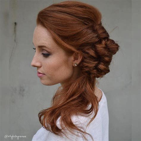 formal hairstyles side ponytail 40 side ponytails that you will love
