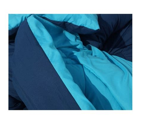 College Ave Comforters Aqua Nightfall Blue Reversible College Comforter Twin Xl