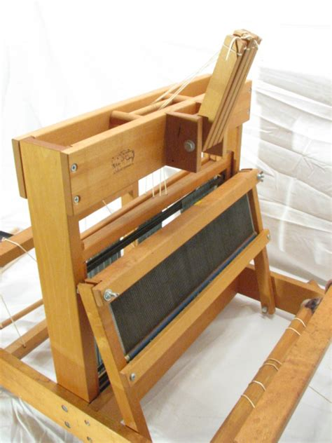 schacht spindle table top weaving loom wooden tool ebay