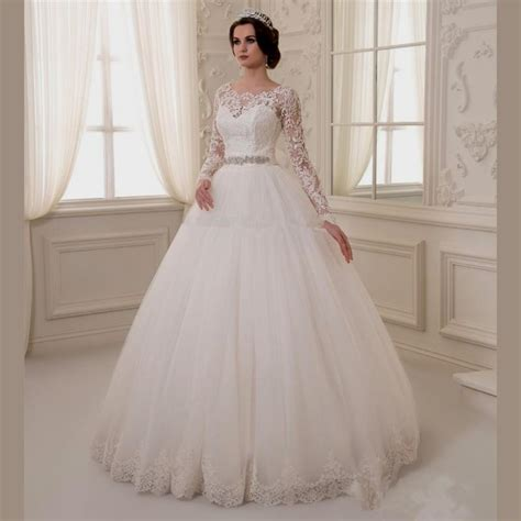 white wedding gowns with sleeves lace gown wedding dresses with sleeves naf dresses