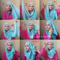 tutorial hijab simple namun elegant 30 hijab styles step by step style arena projects to