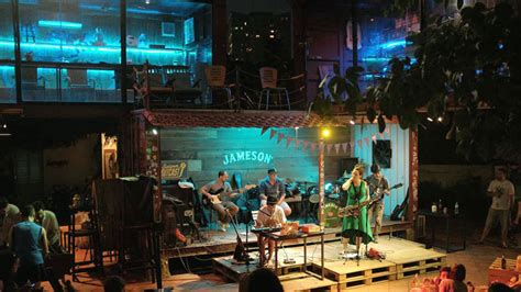 top venues for live in saigon