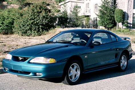 1994 04 ford mustang consumer guide auto