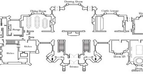hatley castle floor plan hatley castle floor plan architecture pinterest