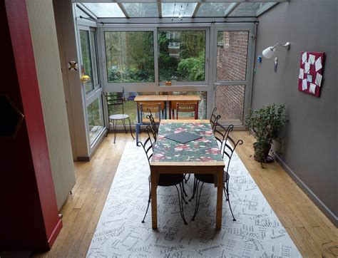 tapis salle a manger tapis salle 224 manger ou chambre enfant lino routes