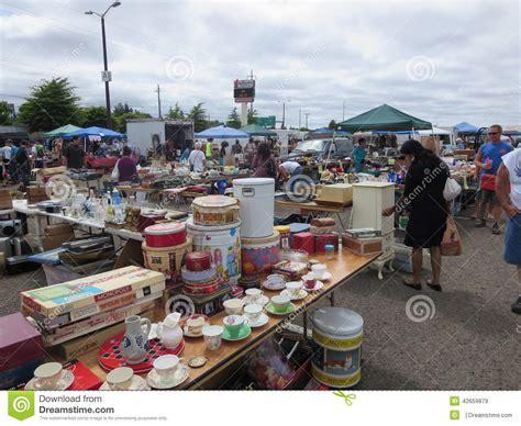 Washington Garage Sales by Garage Sale Is Editorial Stock Image Image 42659879