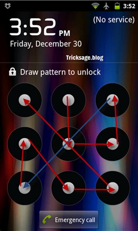 pattern unlock code unlock any android pattern lock by 2 latest methods