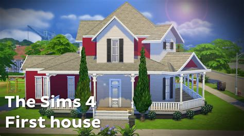 houses designed for families the sims 4 house building contemporary family youtube clipgoo