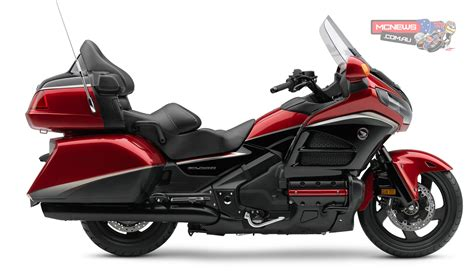 40th Anniversary Honda Gold Wing   MCNews.com.au